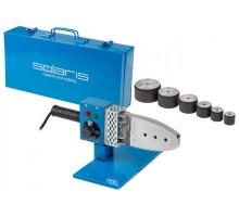 Сварочный аппарат для полимерных труб SOLARIS PW-1002