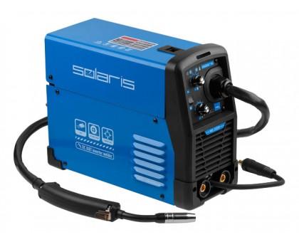 Полуавтомат сварочный Solaris MIG-200EM (MIG/MMA)