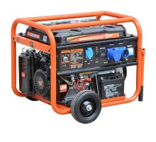 Бензиновый генератор Skiper LT9000EB-ATS