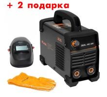 Сварочный инвертор Сварог REAL ARC 200 Black