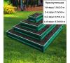 прямоугольная 4-х ярусная (зеленый мох) +74.00 руб.