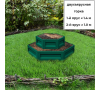двухъярусная горка (зеленый мох) +66.00 руб.