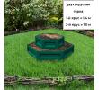двухъярусная горка (зеленый мох) +54.00 руб.