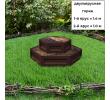 двухъярусная горка (шоколад) +54.00 руб.