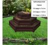 трехъярусная горка (шоколад) +99.00 руб.