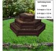 трехъярусная горка (шоколад) +83.00 руб.