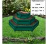 трехъярусная горка (зеленый мох) +99.00 руб.