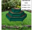 трехъярусная горка (зеленый мох) +83.00 руб.