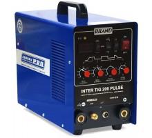 Аппарат аргонодуговой сварки Aurora Pro Inter Tig 200 Pulse