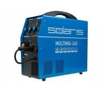 Полуавтомат сварочный Solaris MULTIMIG-245 (MIG-MMA-TIG)