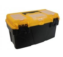 Ящик для инструмента пластмассовый ТИТАН 41х21,5х19,7см (16