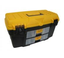 Ящик для инструмента пластмассовый УРАН 53х27,5х29см (21