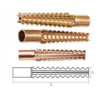 Дюбель для газосиликатных блоков 8х60 мм MUD (100 шт в карт. уп.) STARFIX