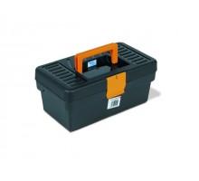 Ящик для инструмента пластмассовый Basic Line 29x17x12,7см (с лотком) (TAYG)
