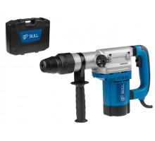 Перфоратор BULL BH 4001 в чем. (1250 Вт, 10.0 Дж, 2 реж., патрон SDS-MAX, вес 6.6 кг)