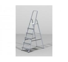 Лестница-стремянка алюм. 125 см 6 ступ.
