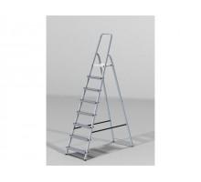 Лестница-стремянка алюм. 169 см 8 ступ. 5,4кг