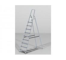 Лестница-стремянка алюм. 213 см 10 ступ.