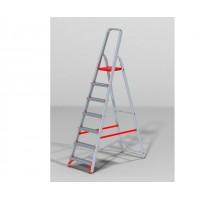 Лестница-стремянка алюм. проф. 147 см 7 ступ.