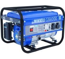 Генератор бензиновый MIKKELI GX4000