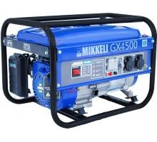Генератор бензиновый MIKKELI GX4500