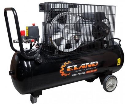 Компрессор ELAND WIND 70V -2CB (Давление 10 атм !)